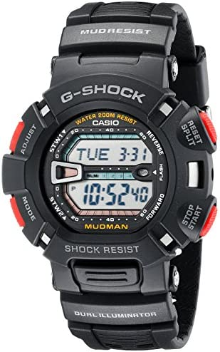 Casio Men's G-Shock G9000-1 Sport Watch
