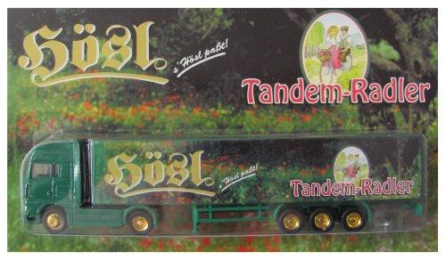 Hösl Nr.28 - Tandem Radler - Man - Sattelzug