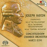 Symphonies 22 44 & 64 (Hybr)