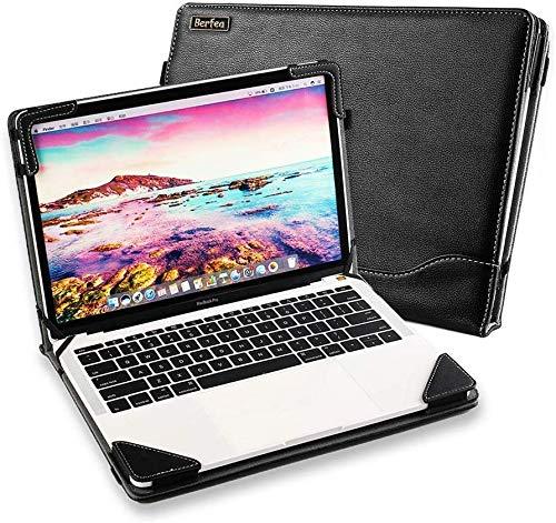 Hülle für Toshiba Dynaboook Tecra X50 15.6 PU Leder Cover Tasche Tasche Notebook PC Sleeve Stand Schutzhülle Skin