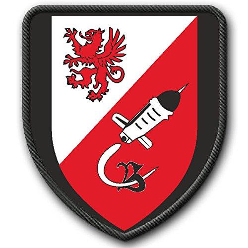 Patch / Aufnäher - DroBatt14 Drohnen Batterie Bundeswehr Wappen Abzeichen #2782