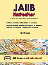 JAIIB Refresher - 2020 Edition (All 3 subjects) (english)