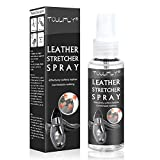 Shoe Stretch Spray,Leather Stretch Spray,Shoe Expander Spray,Shoe Leather Softener,Shoe Stretcher,Increase Comfort and Loosen the Tight Spots,for Sneakers,Loafers,Sandals and Boots