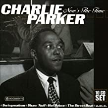 Best charlie parker now's the time box set Reviews