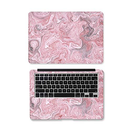 Adhesivo universal para portátiles de doble marble, para MacBook/for HP/Acer/for Dell/ASUS/Lenovo Notebook Decorative-AL113-17 pulgadas