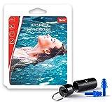 HASPRO® Swim Earplugs - No More <span class='highlight'>Water</span> in Your Ears! <span class='highlight'>Water</span>proof Earplugs, Swimming & Bathing. Reusable Soft Silicone.