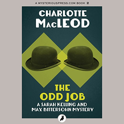 The Odd Job audiobook cover art