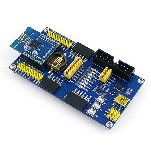 BLE4.0 Bluetooth NRF51822 Module 2.4G Draadloze Communicatie Module Zender Ontvanger Ontwikkeling Evaluatie Kit
