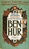 MCTEL Vintage Ben Hur Posters 1901 Klaw and Erlanger