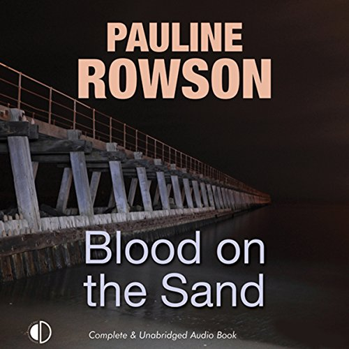 Blood on the Sand audiobook cover art