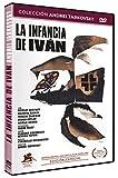 Colección Andrei Tarkovsky: La infancia de Iván 1962 Ivanovo detstvo (Ivan's Childhood) [DVD]