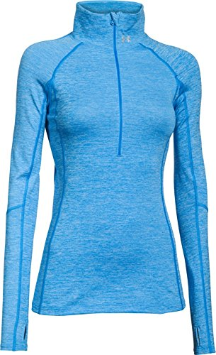 Under Armour Damen Fitness Sweatshirt Cg Cozy 1/2 Zip, Jzb/Msv, XL, 1248526