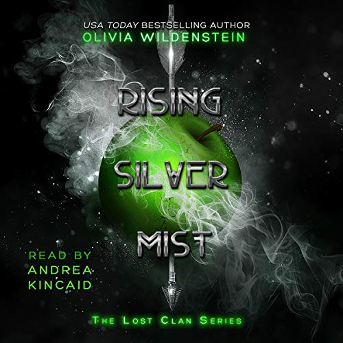 Rising Silver Mist audiobook cover art