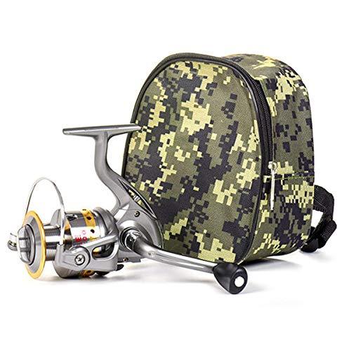 Generic QuickShop Sac Banane de pêche pour Homme Oxford Camouflage