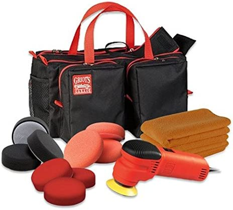Griot's Omaha Mall Selling and selling Garage 3inch Polishing Kit Complete
