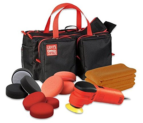 Griot's Garage 3inch Complete Polishing Kit
