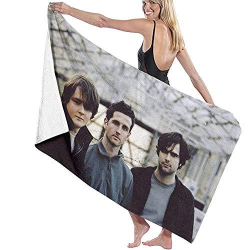 Keane The Elements Soft Lightweight Absorbent für Schwimmbecken Yoga Pilates Picknickdecke Handtücher 80x130cm