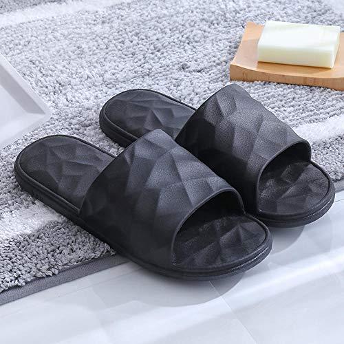 Zapatillas Casa Chanclas Sandalias Zapatillas De Baño para Hombre, Chanclas Informales, Zapatillas Simples, Toboganes Antideslizantes para Gimnasio, Sandalias De Interior para El Hogar, Zapatos D