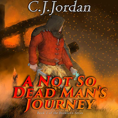 A Not So Dead Man's Journey cover art