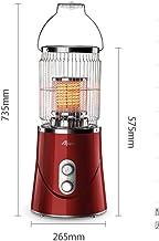 Little Sun Calentador, Estufa Casera, Calentador Eléctrico Que Ahorra Energía, Estufa de Calentamiento Rápido, Mini Calentador Eléctrico, Sol de Ahorro de Energía en Jaulas de Pájaros