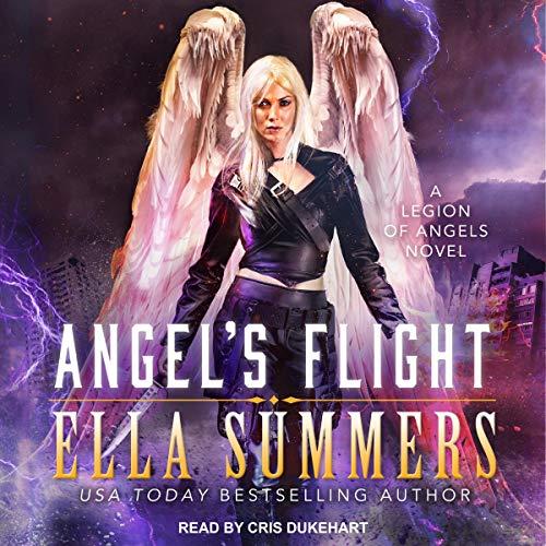 Couverture de Angel's Flight