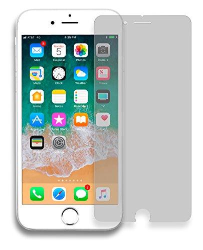 MyGadget Pellicola Opaca per Apple iPhone 6 / 6s / 7/8 - Vetro temperato Full 9H Antiriflesso Back Case Compatibile - Protezione Schermo Matt