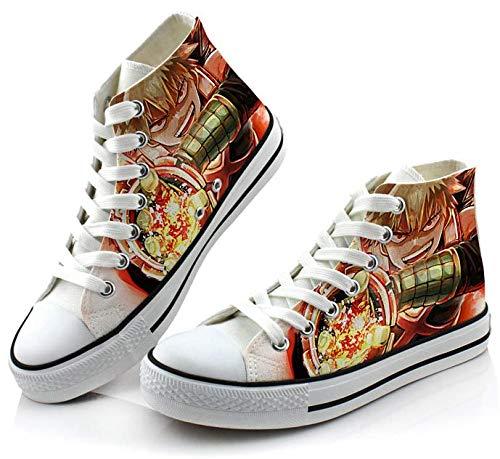 My Hero Academia Izuku Midoriya Katsuki Bakugo Shoto Todoroki Cosplay Shoes Canvas Shoes Sneakers 3 Choices
