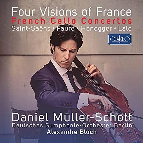 Daniel Müller-Schott, Deutsches Symphonie-Orchester Berlin & Alexandre Bloch