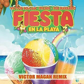 Fiesta en la Playa (Victor Magan Remix)