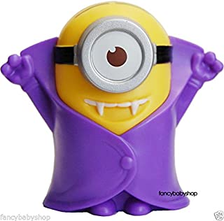 Mcdonalds 2015 Minions Talking Minion Vampire #11 Happy Meal USA Release New .HN#GG_634T6344 G134548TY99960