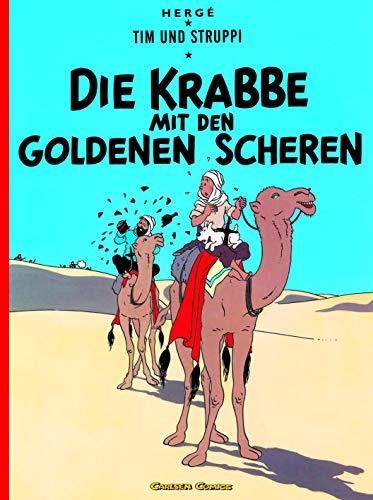 Tim und Struppi 8: Die Krabbe mit den goldenen Scheren: Kindercomic für Leseanfänger ab 8 Jahren (8)