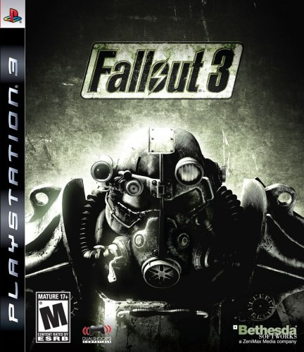 Fallout 3 - Playstation 3(US Version imported by uShopMall U.S.A.)