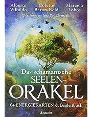 Das schamanische Seelen-Orakel: 64 Energiekarten & Begleitbuch