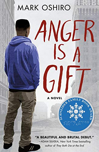 Compare Textbook Prices for Anger Is a Gift: A Novel Reprint Edition ISBN 9781250167033 by Oshiro, Mark