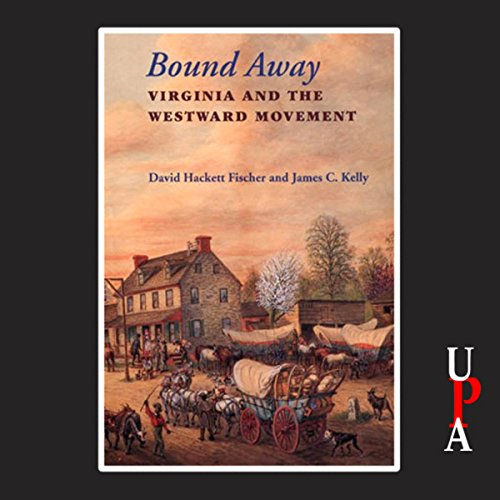 Bound Away audiobook cover art