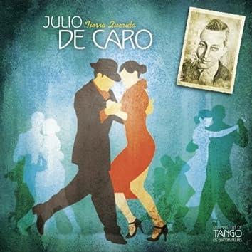 The Masters of Tango: Julio de Caro,  Tierra Querida