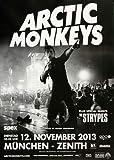 Arctic Monkeys - AM Tour, München 2013 »