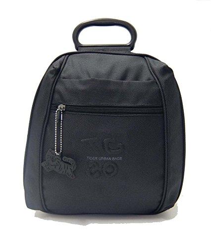 Tiger Mochila-Bolso de mujer Urban Bags 3118 (Negro)