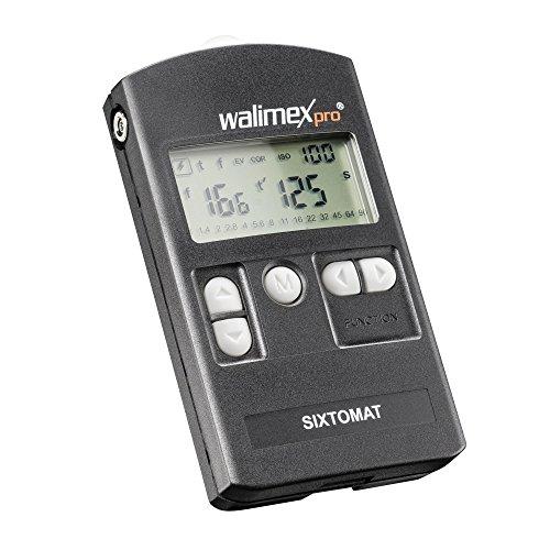 Walimex Pro Sixtomat F2 - Fotómetro