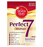 Seven Seas Perfect 7 for Woman 30 Day Duo Pack - Triple Pack by Seven Seas