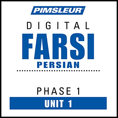 Farsi Persian Phase 1, Unit 01 cover art