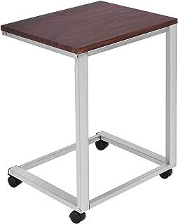 Amazon.es: Mesas Auxiliares Con Ruedas - Escritorios y mesas para ...
