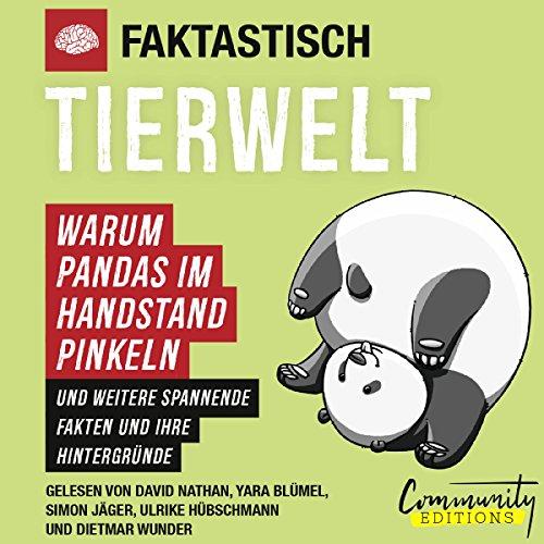 Tierwelt: Warum Pandas im Handstand pinkeln Titelbild