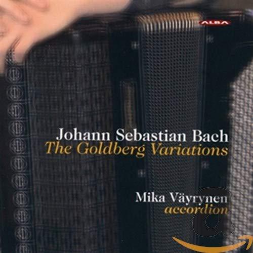Goldberg Variationen auf dem Akkordeon