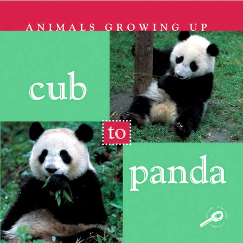 Couverture de Animals Growing Up