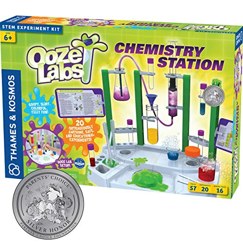 Thames and Kosmos Ooze Labs Chemistry Kit