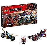 LEGO 70639 Ninjago Gara su strada del Giaguaro-serpente (Ritirato dal Produttore)