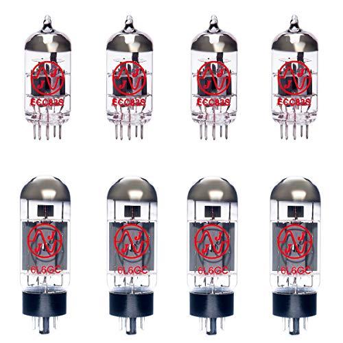 Replacement Valve Kit for Soldano Hot Rod 100 Avenger (3 x ECC83 1 x Balanced ECC83 4 x Matched 6L6GC)