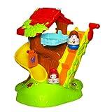Playskool Weebles Treehouse Playset