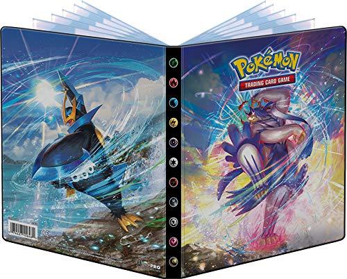 Pokémon - Portfolio A4-Rangement 80 (Modelo Aleatorio) - Espada y Escudo, Estilo de Combate (EB05) - Juego de Cartas coleccionables, 15648